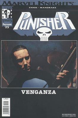 Marvel Knights: Punisher Vol. 2 (2002-2004) (Grapa 24 pp) #25