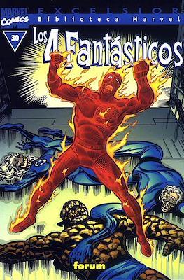 Biblioteca Marvel: Los 4 Fantásticos (1999-2001) (Rústica 160 pp) #30