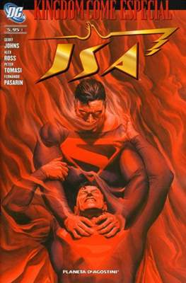 JSA. Kingdom Come Especial