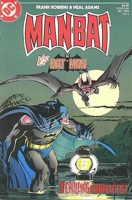 Man-Bat Vs Batman
