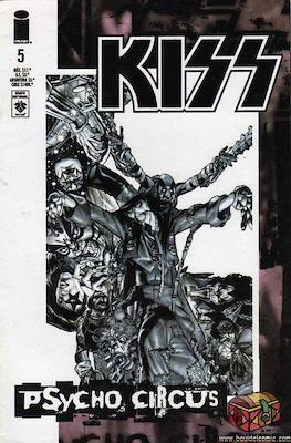Kiss - Psycho Circus (Grapa) #5