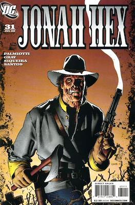 Jonah Hex Vol. 2 (2006- 2011) (Comic Book 32 pp) #31