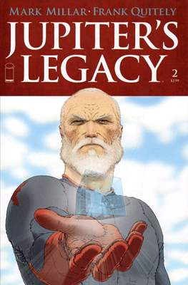 Jupiter's Legacy (Comic-book) #2