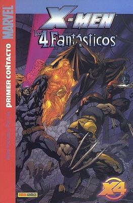 X-Men / Los 4 Fantásticos. Primer contacto