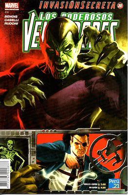 Los Poderosos Vengadores: Invasión Secreta (Grapas) #7