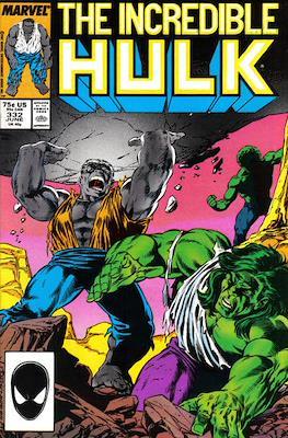 The Incredible Hulk Vol.1 (Saddle-stitched. 1962-1999) #332