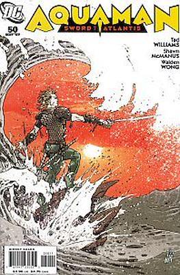 Aquaman Vol. 6 / Aquaman: Sword of Atlantis (2003-2007) (Saddle-stitched) #50