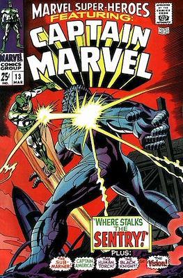 Marvel Super-Heroes (Grapa) #13