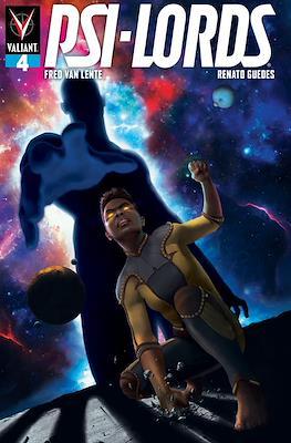 Psi-Lords (Comic Book) #4