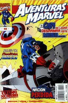 Aventuras Marvel (Grapa 24 pp) #18
