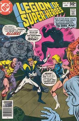 Legion of Super-Heroes Vol. 2 (1980-1987) (Comic-book) #271