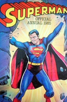 Superman Official Annual 1985