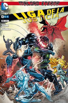 Liga de la Justicia. Nuevo Universo DC / Renacimiento (Grapa) #29