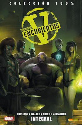 Vengadores Encubiertos. 100% Marvel