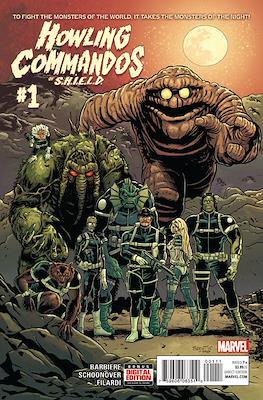 Howling Commandos of S.H.I.E.L.D. (Comic-book) #1