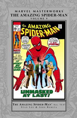 Marvel Masterworks: The Amazing Spider-Man (Hardcover) #9