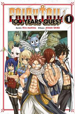 Fairy Tail: 100 Years Quest #1