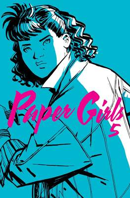 Paper Girls (Grapa 32 pp) #5