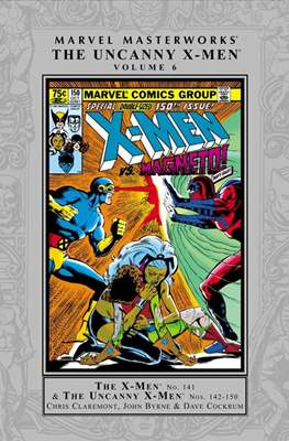 Marvel Masterworks: The Uncanny X-Men (Hardcover) #6
