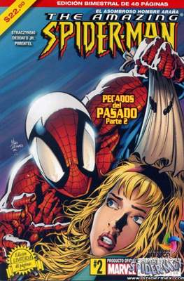 The Amazing Spider-Man (2005-2013) (Grapa) #2