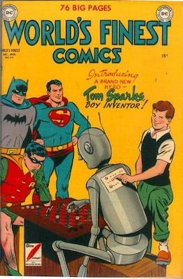 World's Finest Comics (1941-1986) (Comic Book) #49