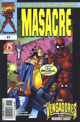 Masacre Vol. 3 #11