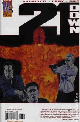 21 Down (Comic Book) #6