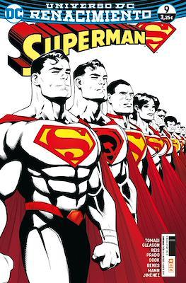 Superman. Nuevo Universo DC / Renacimiento (Grapa) #64/9