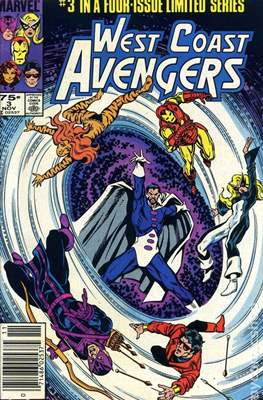 West Coast Avengers Vol 1 (1984) #3