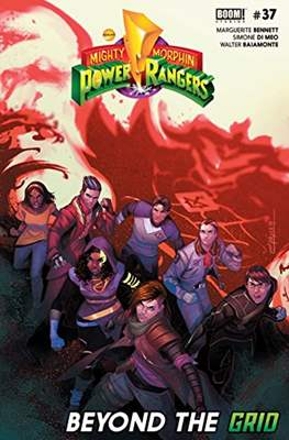 Mighty Morphin Power Rangers (Comic Book) #37