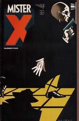 Mister X (Grapa) #4
