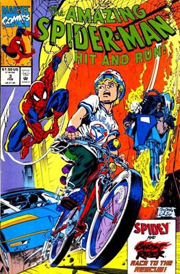 The Amazing Spider-Man: Drug Free Canada (Comic-book) #3