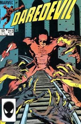 Daredevil Vol. 1 (1964-1998) (Comic Book) #213