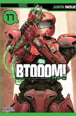 BTOOOM! (Rústica con sobrecubierta) #17