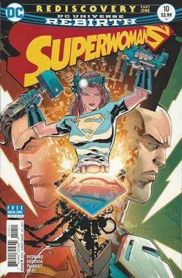 Superwoman (2016-2018) #10