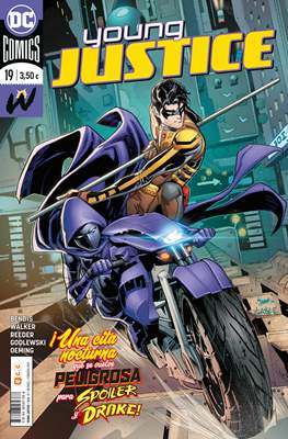 Young Justice (2019-) (Grapa 32 pp) #19