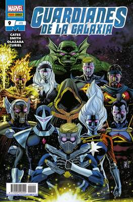 Guardianes de la Galaxia (2013-) #72/9