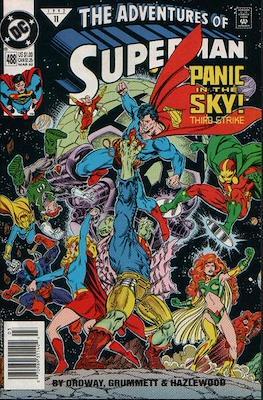 Superman Vol. 1 / Adventures of Superman Vol. 1 (1939-2011) (Comic Book) #488