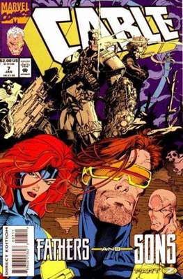 Cable Vol. 1 (1993-2002) #7