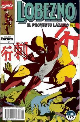Lobezno vol. 1 (1989-1995) (Grapa) #28