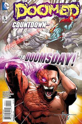 Doomed (Comic Book) #5