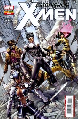 Astonishing X-Men Vol.3 (2010-2014) (Grapa) #31