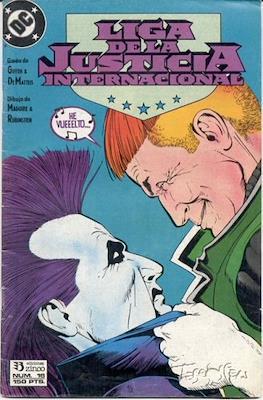 Liga de la Justicia / Liga de la Justicia internacional / Liga de la Justicia de America (1988-1992) (Grapa) #16