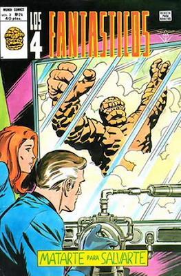 Los 4 Fantásticos Vol. 3 (1977-1980) (Grapa 44 pp) #24