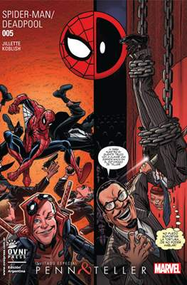Spider-Man / Deadpool (Rústica) #5