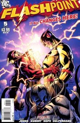 Flashpoint (2011) (Comic book) #5