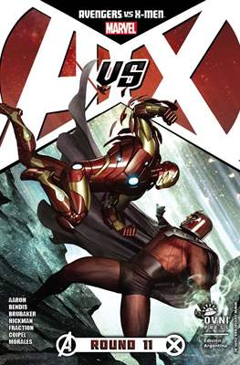 Avengers vs X men (Grapa) #11