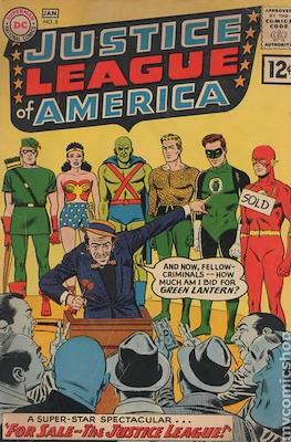 Justice League of America (1960-1987) #8