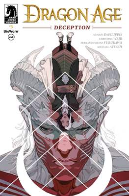 Dragon Age: Deception (Comic Book) #3