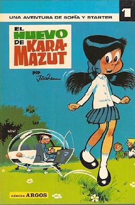 Una aventura de Sofía y Starter. El huevo de Kara-Mazut
